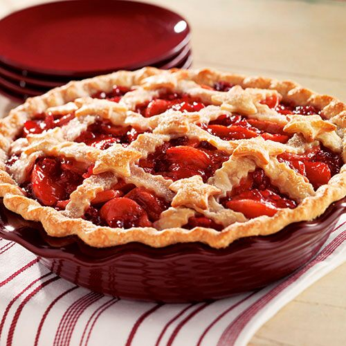 My apple pie has an air pocket under the crust. & Tips for Perfect Pies | Pampered Chef US Site