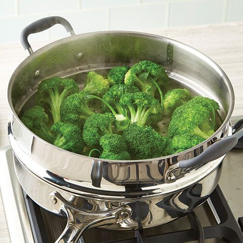 How to Steam Vegetables