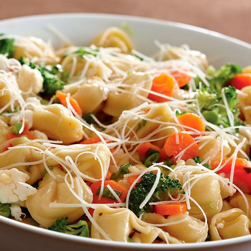 Confetti Pasta Salad - Recipes | Pampered Chef US Site