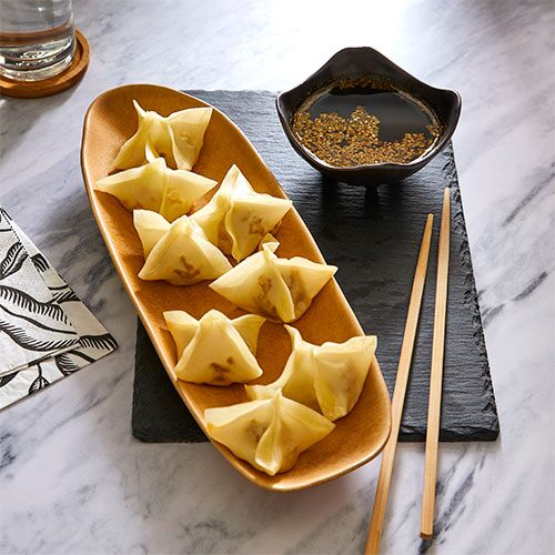 Steamed Wonton Purses