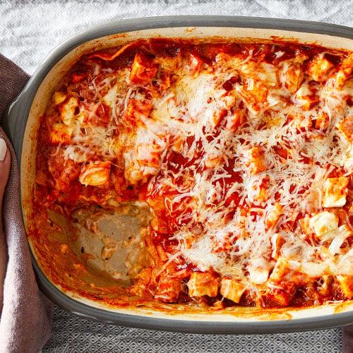 Mexican Lasagna Recipe: Mexican Chicken Lasagna - Recipes