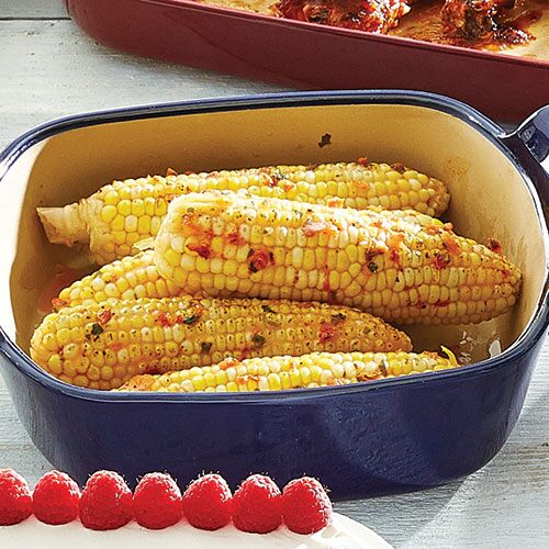 Summertime Corn