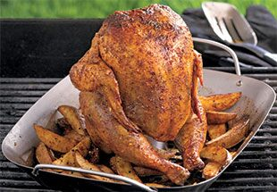 Beer Can Chicken Recipes Pampered Chef Us Site