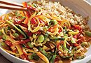 Thai Vegetable Stir-Fry