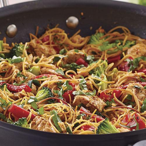 Consider, that asian noodle stir fry