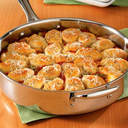 Italian Pot Pie - Recipes   Pampered Chef US Site