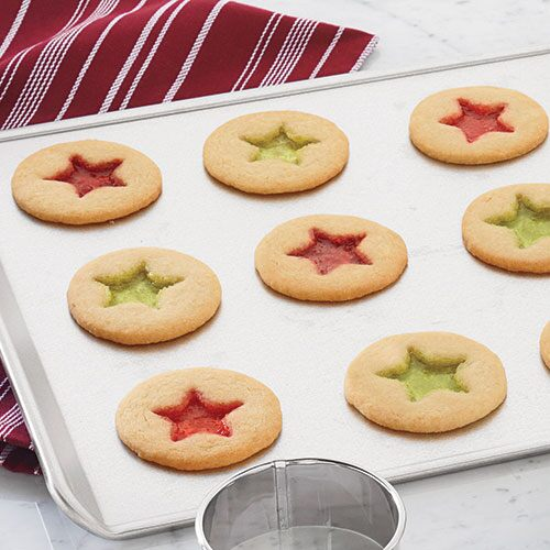 Stained glass cookies recipes pampered chef us site for Stained glass cookie recipe
