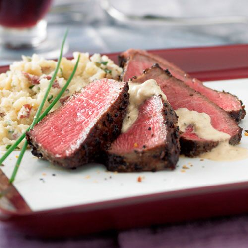 Garlic & Herb Beef Tenderloin