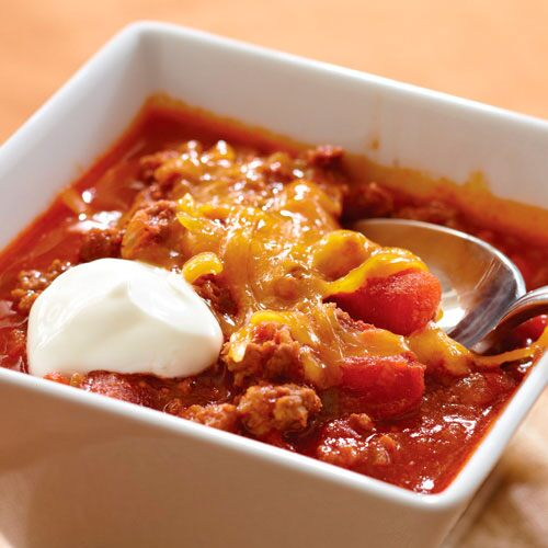 Home on the Range Chili