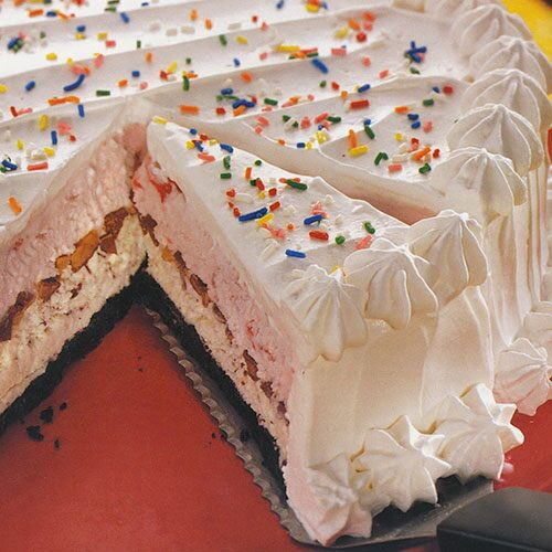 I Scream, You Scream, Ice Cream Cake