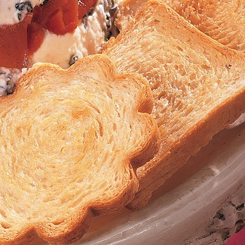 Canap french bread recipes pampered chef us site for French canape ideas