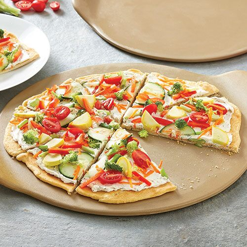 Cool Veggie Pizza Recipes Pampered Chef Us Site