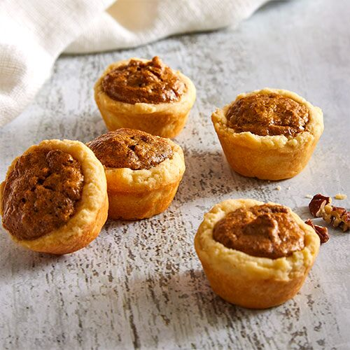 pecan tassies recipes pampered chef us site