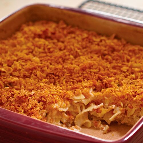 Mom's Apple Noodle Kugel