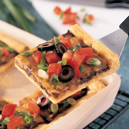 Southwestern Snack Squares