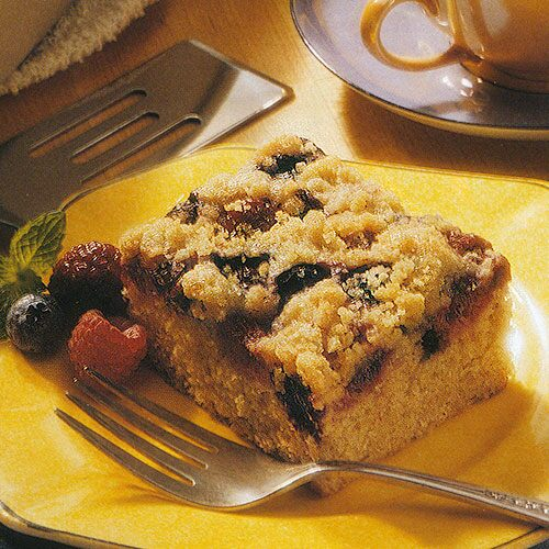Very Berry Kuchen