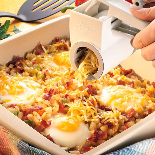 Country Breakfast Bake Recipes Pampered Chef Us Site