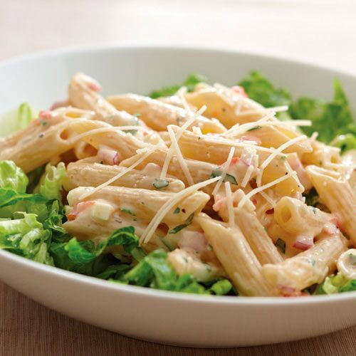 Caesar Pasta Salad - Recipes | Pampered Chef US Site