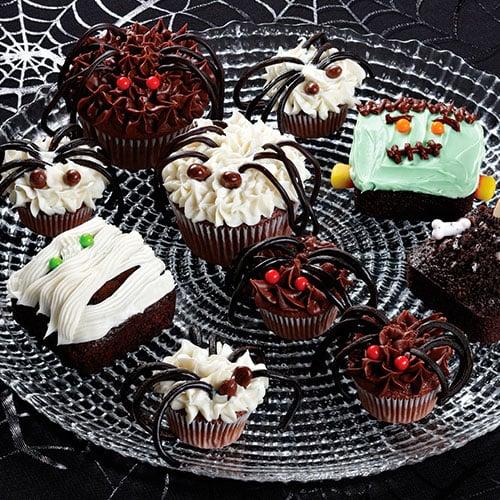 Halloween Dessert Decorating Recipes Pampered Chef Us Site