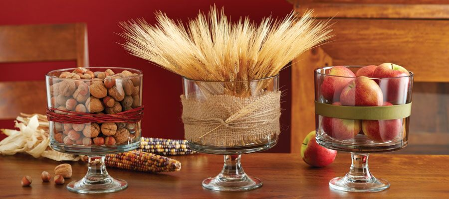 How To Decorate With Trifle Bowl Cooking Ideas Pampered Chef US Site Awesome Trifle Bowl Decorations