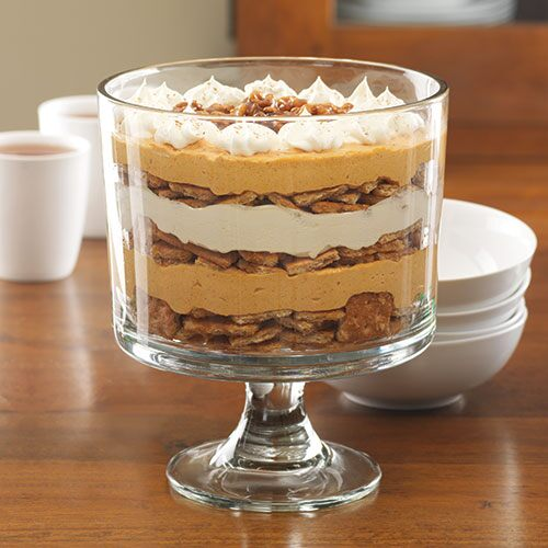 Trifle Bowl Decorations Adorable How To Decorate With Trifle Bowl  Cooking Ideas  Pampered Chef Decorating Design