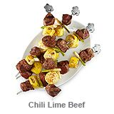 Chili Lime Beef