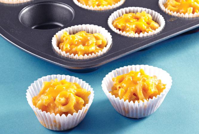 Mac 'N Cheese Cups