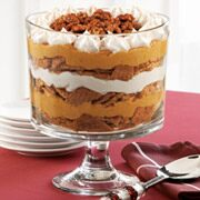 Pumpkin Maple Trifle