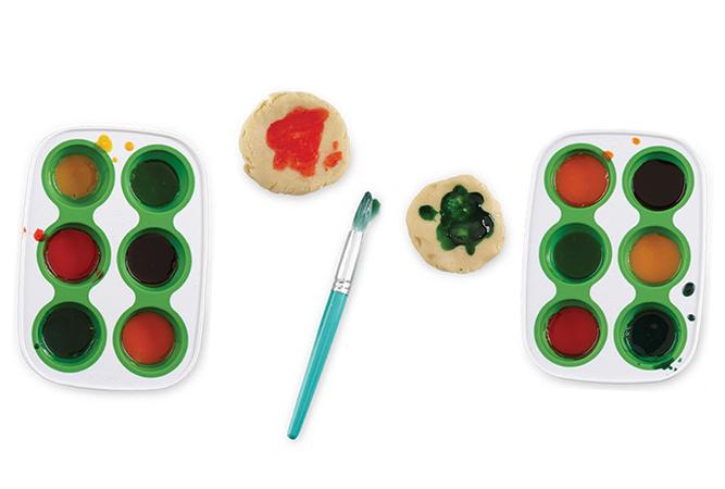 Paintable Cookies