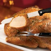 Rosemary-Herb Roasted Turkey