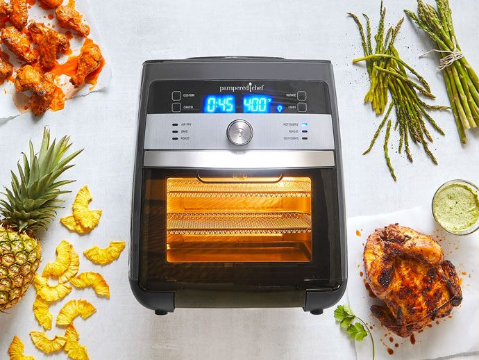 Deluxe Air Fryer