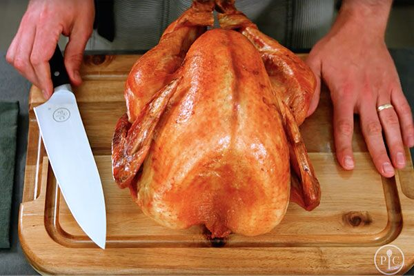 How to Carve a Turkey: Step-by-Step Video Guide
