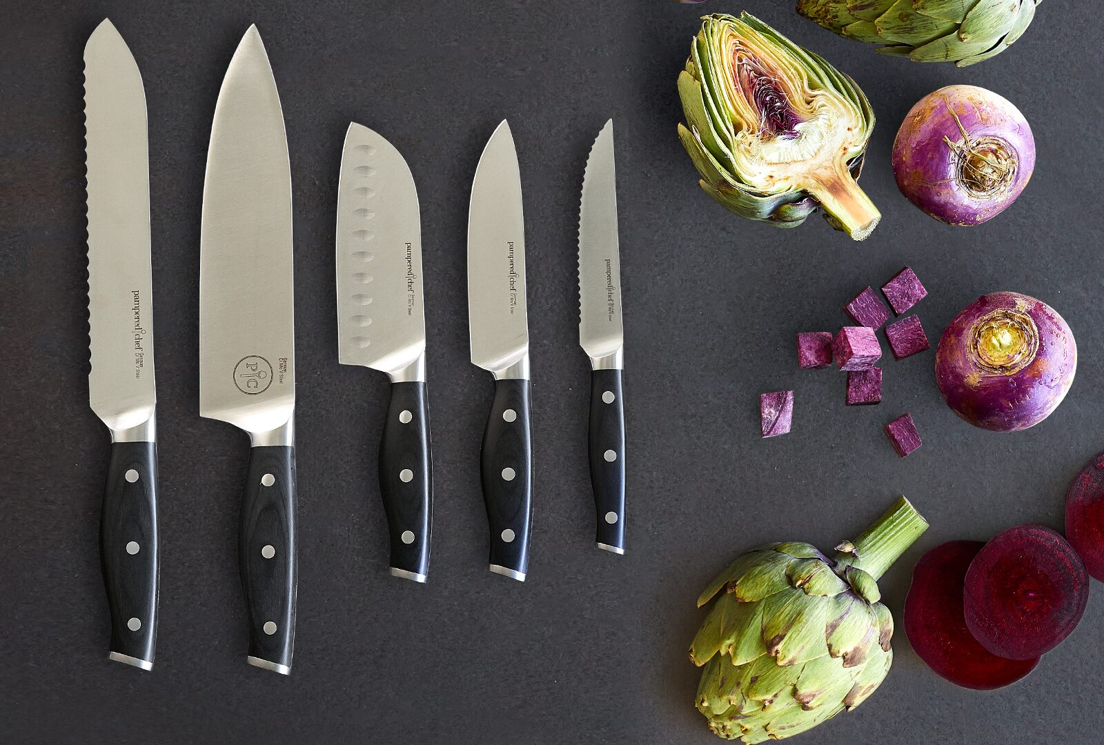Cutlery Collection Pampered Chef Us Site
